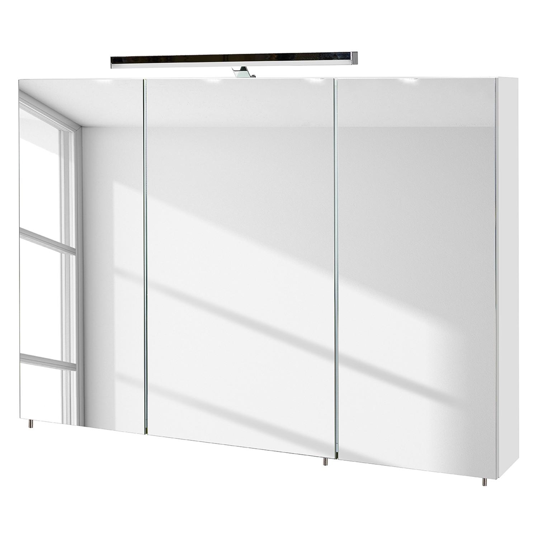 spiegelschr nke 100 cm preisvergleich die besten angebote online kaufen. Black Bedroom Furniture Sets. Home Design Ideas