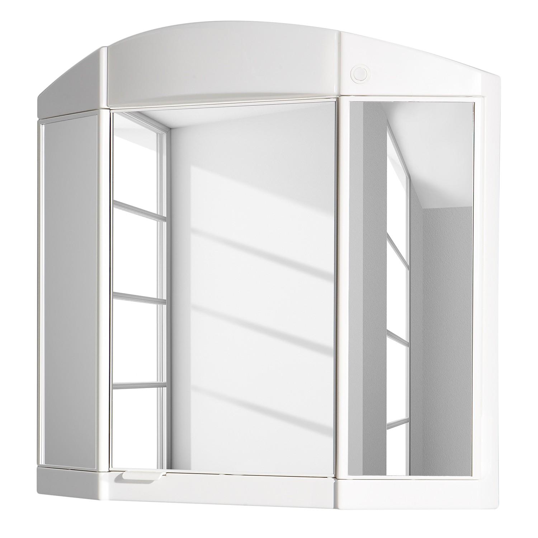spiegelschrank-antaris-mit-beleuchtung-weiss-4283148 Erstaunlich Spiegelschrank Mit Licht Und Steckdose Dekorationen