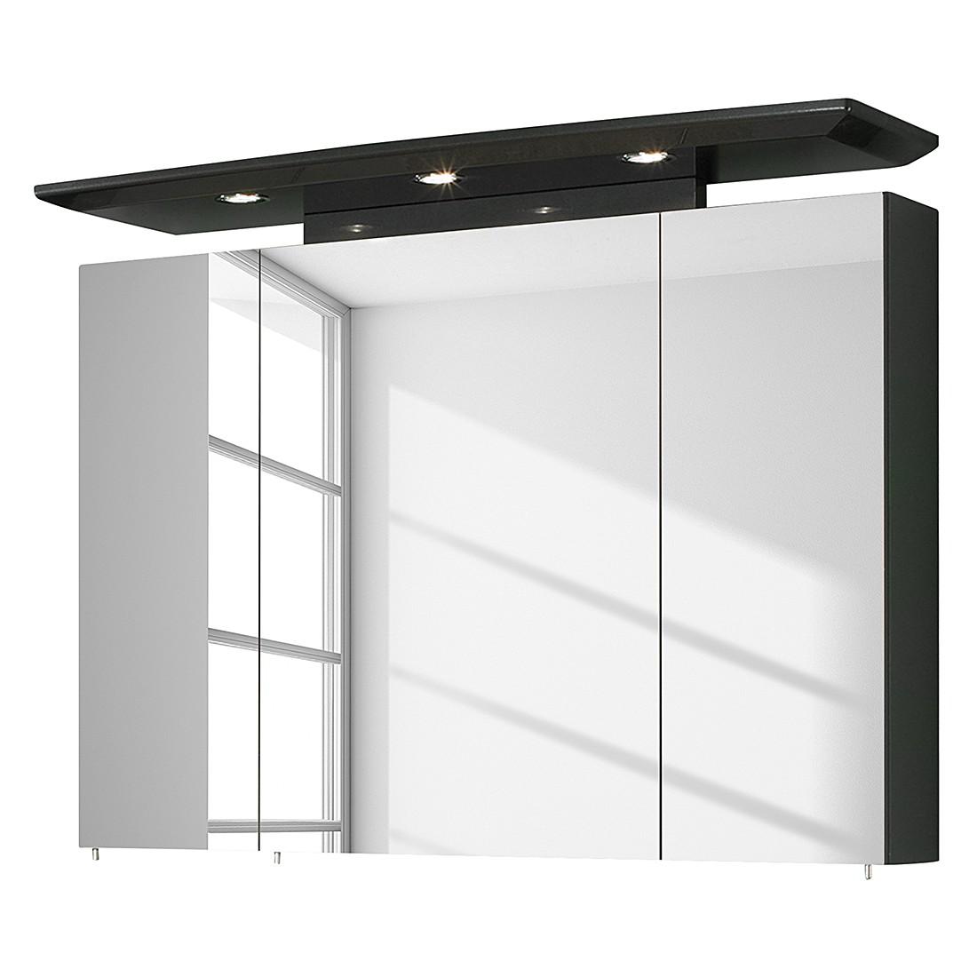 spiegelschr nke 100 cm preisvergleich die besten. Black Bedroom Furniture Sets. Home Design Ideas