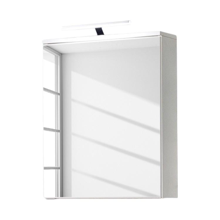 Armadietto a specchio Gali - Bianco 60 cm, Fredriks