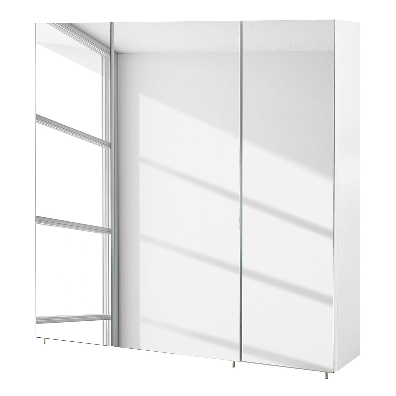 Armoire à miroir Lumo II - Blanc, Schildmeyer