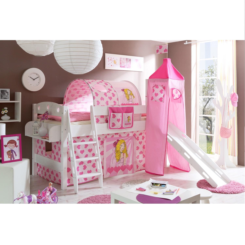 Speelbed Diplo - Pink, Ticaa