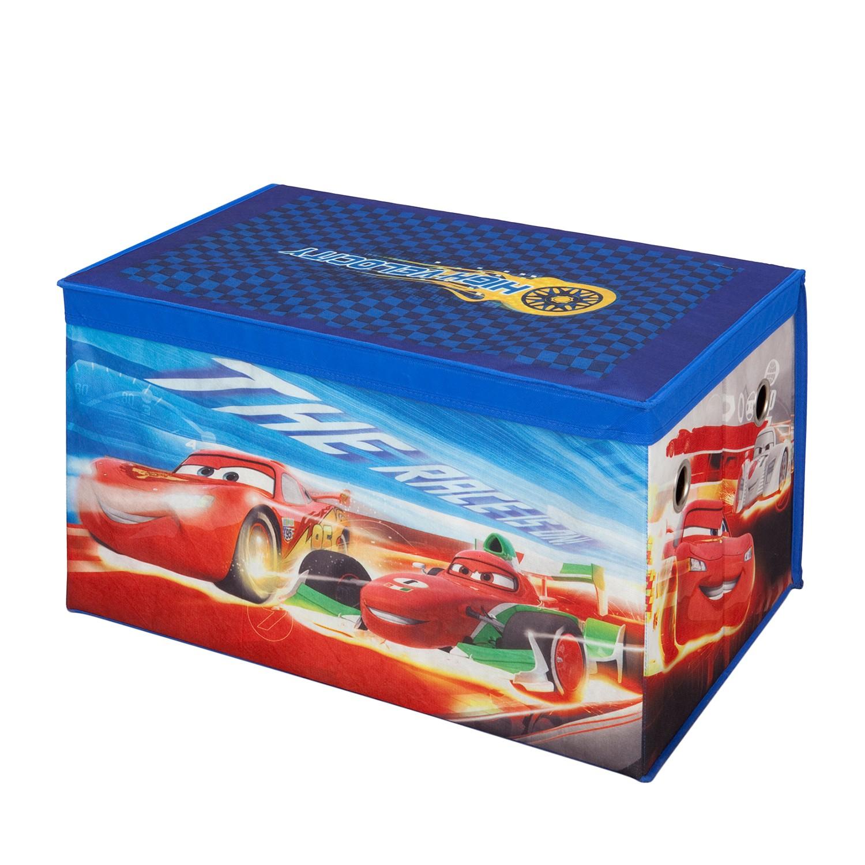 Coffre jouets cars - Grand coffre a jouet cars ...