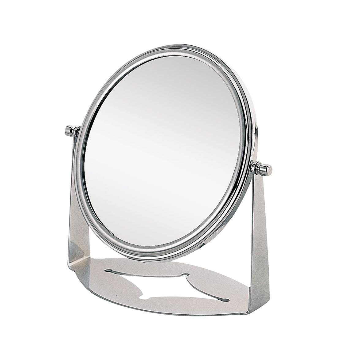 Staande spiegel Claire   chroomkleurig 4 voudige vergroting_ Nicol Wohnausstattungen