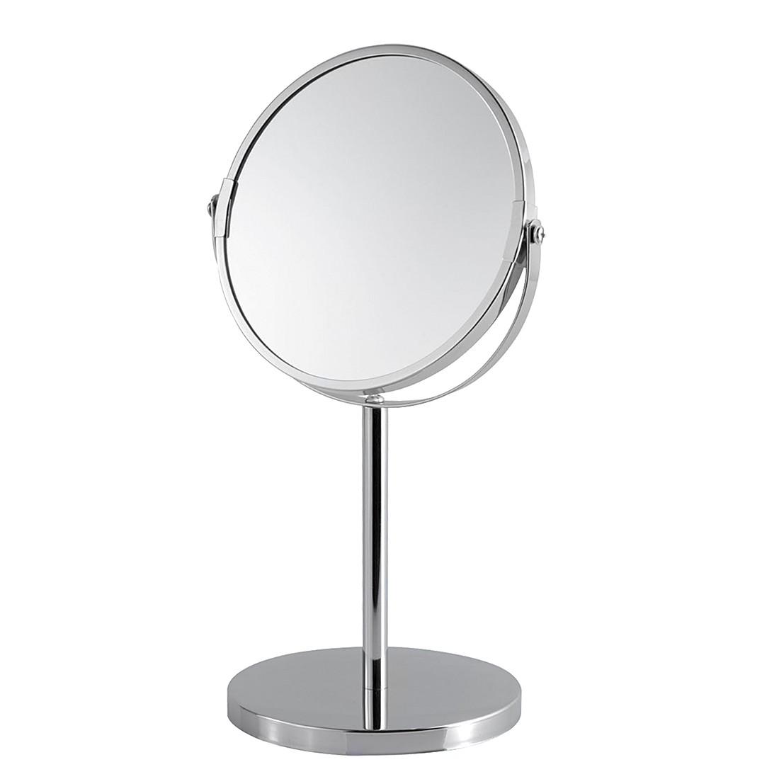 Staande spiegel Karla   chroomkleurig 5 voudige vergroting_ Sanwood