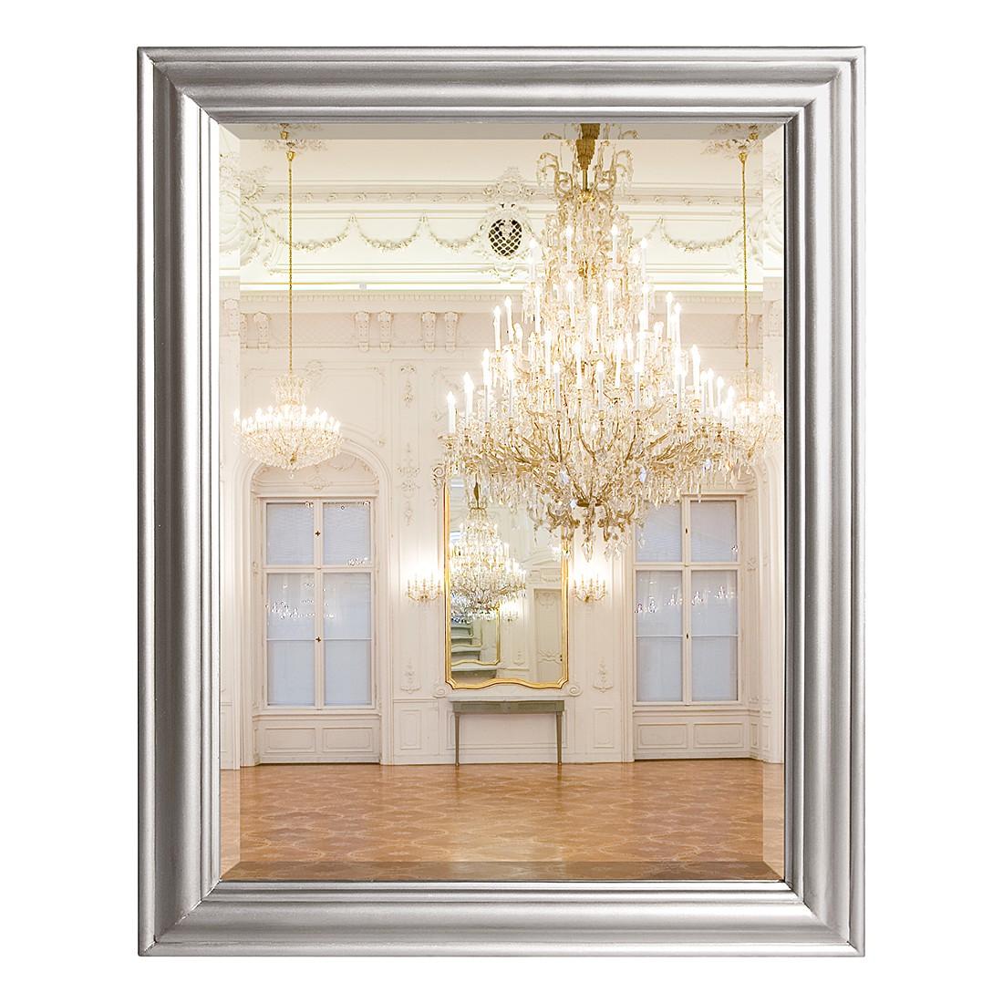 Spiegel mit rahmen silber preisvergleiche for Spiegel suche