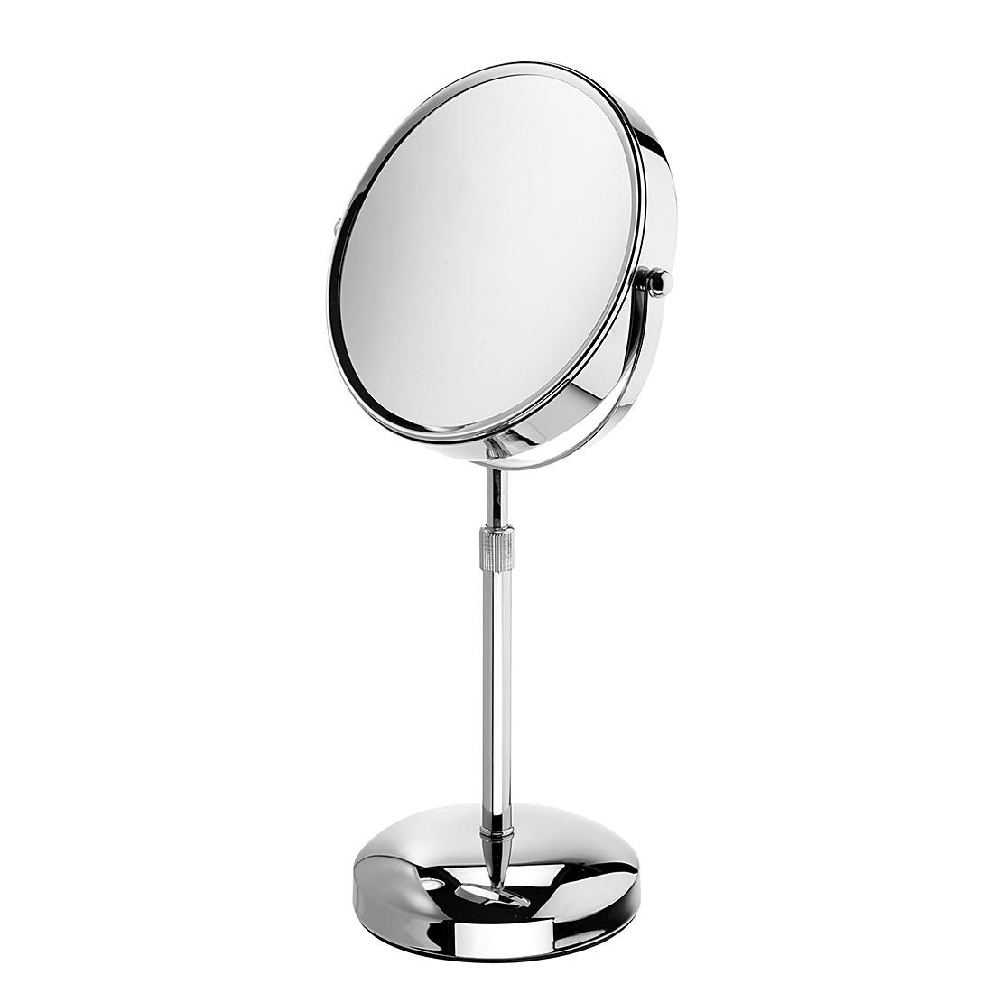 Staande spiegel Louisa - chroomkleurig, Nicol Wohnausstattungen