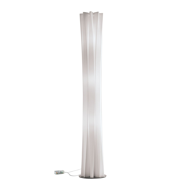 energie  A++, Staande lamp Bach - Opalflex wit 3 lichtbronnen, Slamp