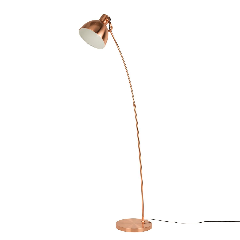 EEK A++, Lampadaire Blush Co - 1 ampoule Marron Métal, home24