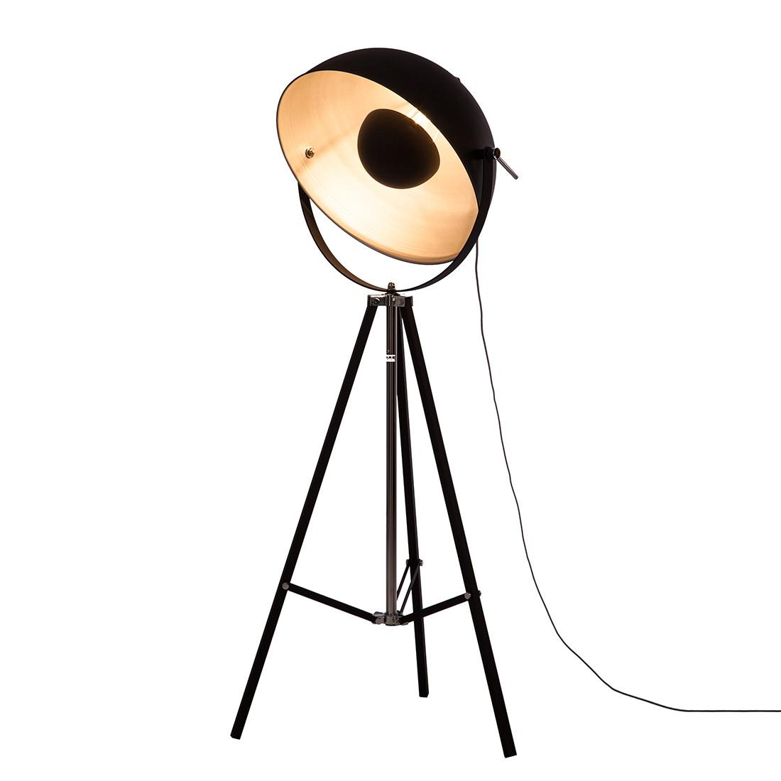 EEK A++, Lampadaire Bowl - Noir, Kare Design