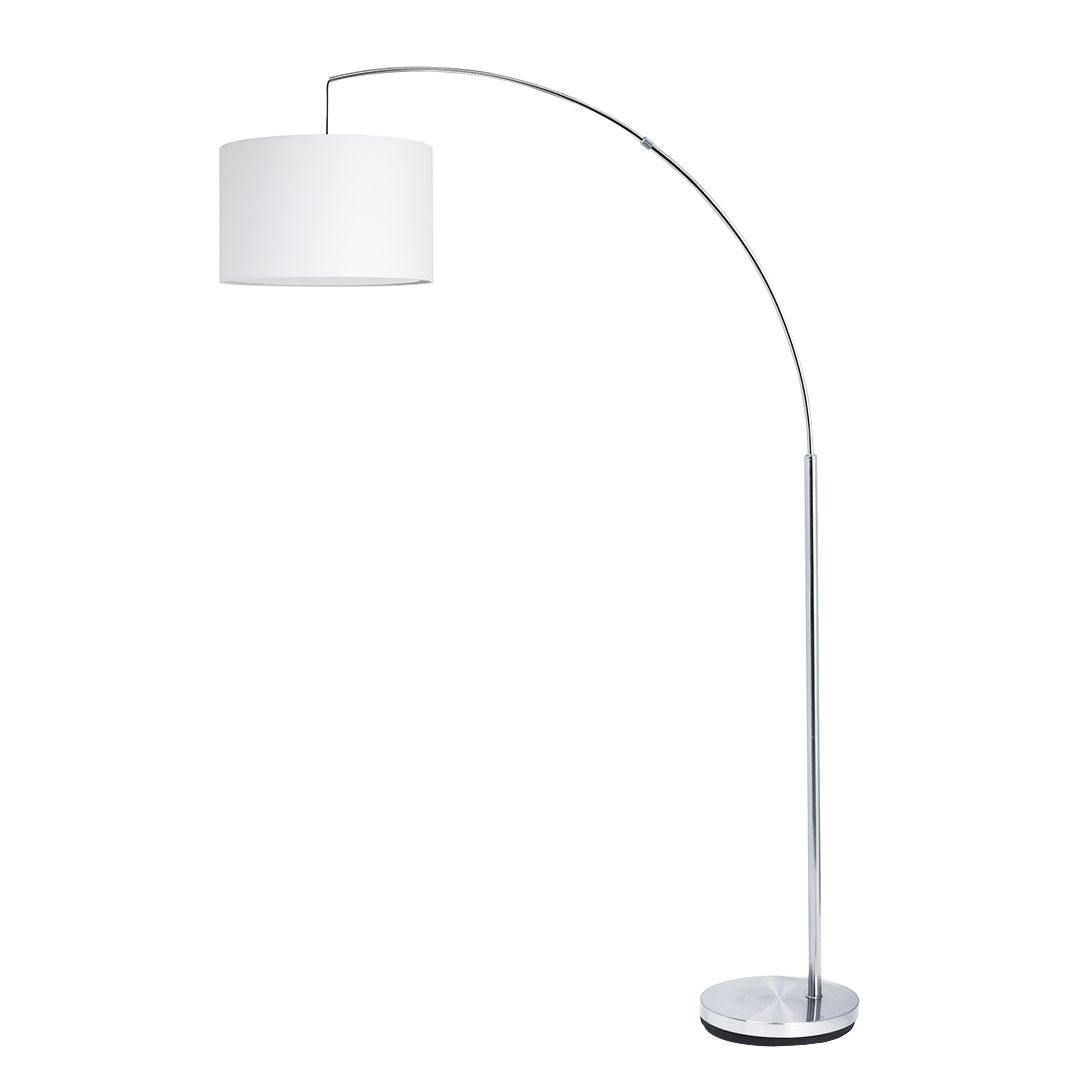 eek a lampadaire clarie 1 ampoule brilliant par brilliant chez home24 fr. Black Bedroom Furniture Sets. Home Design Ideas