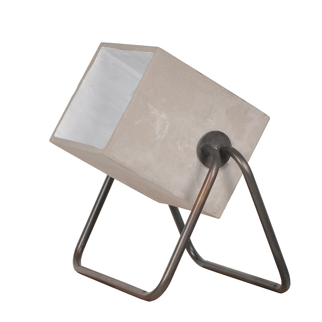 energie  A++, Staande lamp Concrete Up - beton, Zuiver