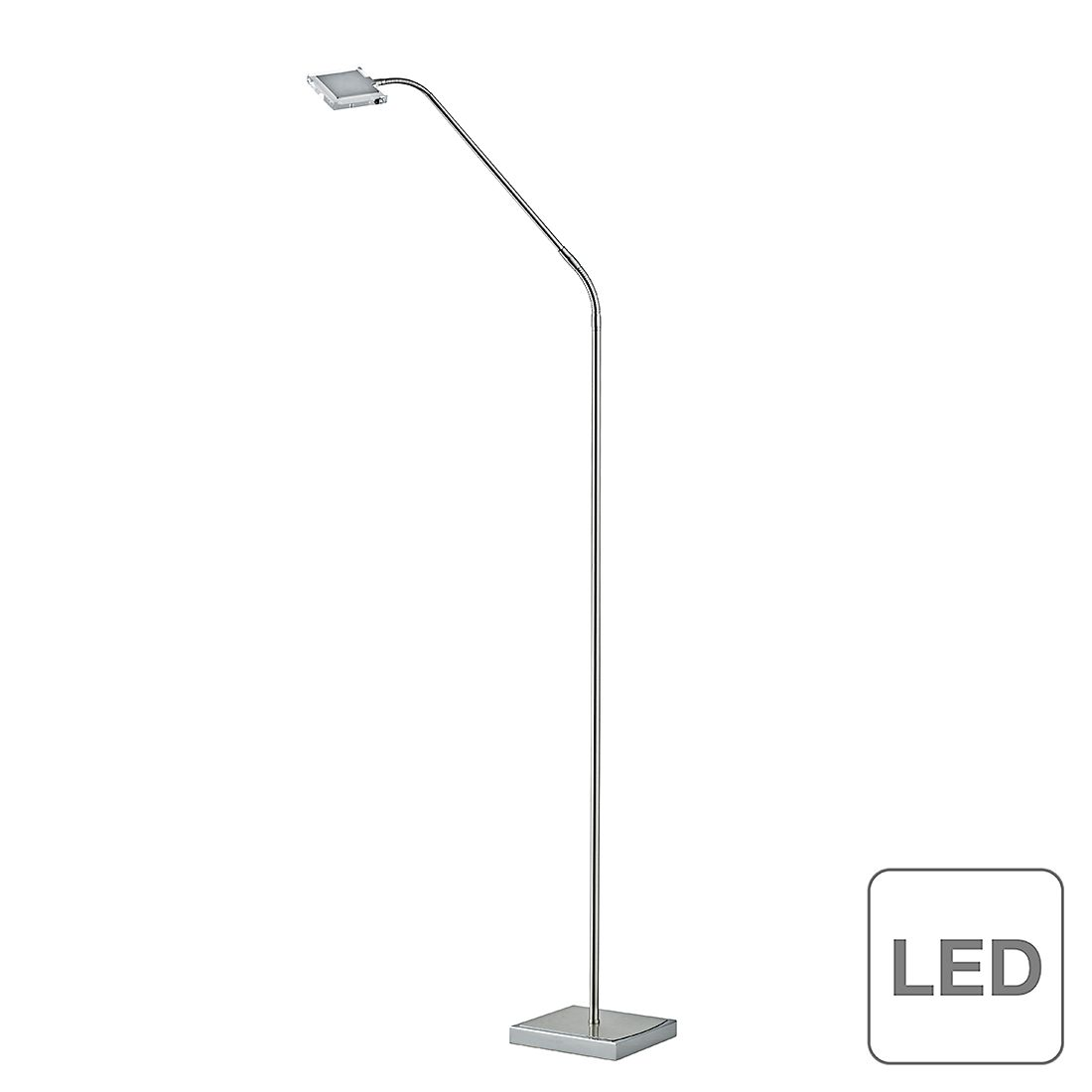 EEK A+, Lampadaire Daan - 18 ampoules, Paul Neuhaus
