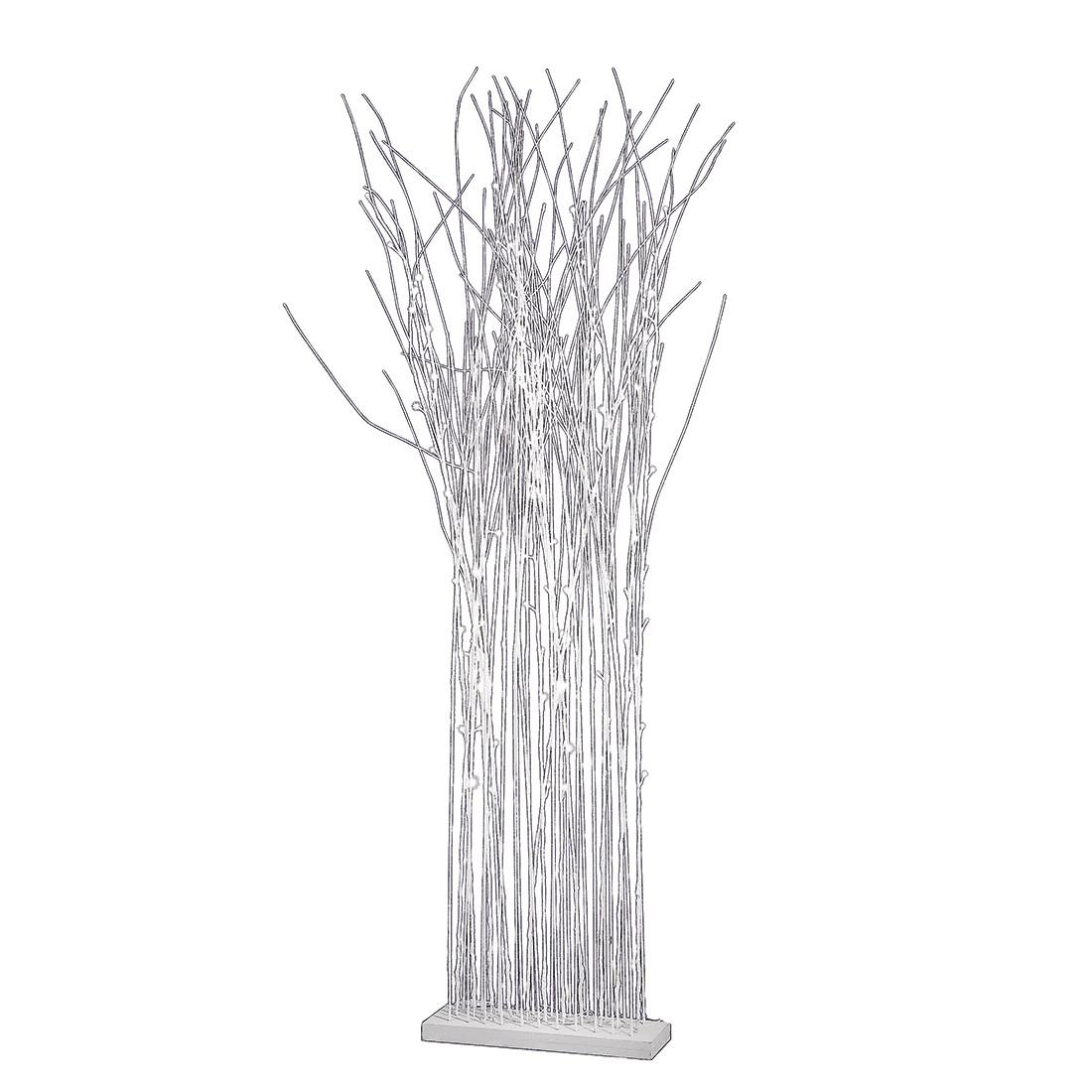 EEK A+, Lampadaire Forest by Leuchten Direkt - Tressage Blanc 60 ampoules, Leuchten Direkt