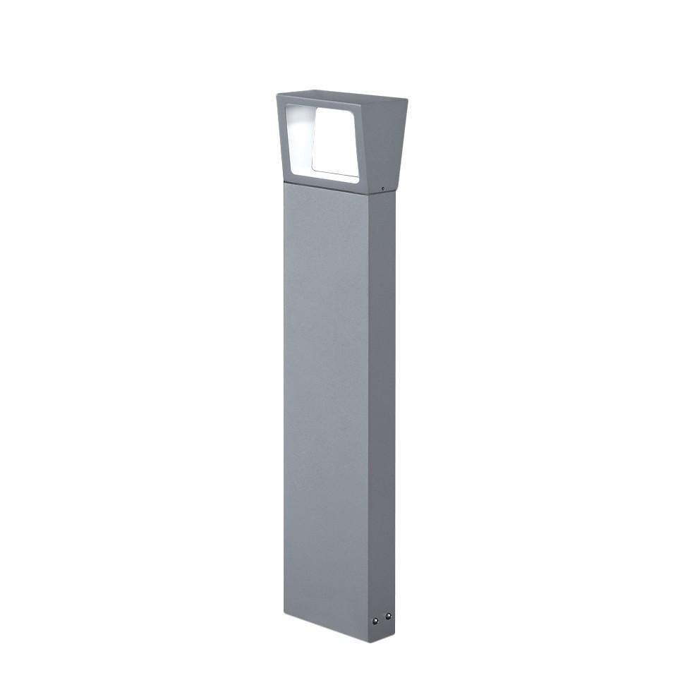 Home 24 - Eek a+, luminaire d extérieur hold - argenté aluminium, helestra