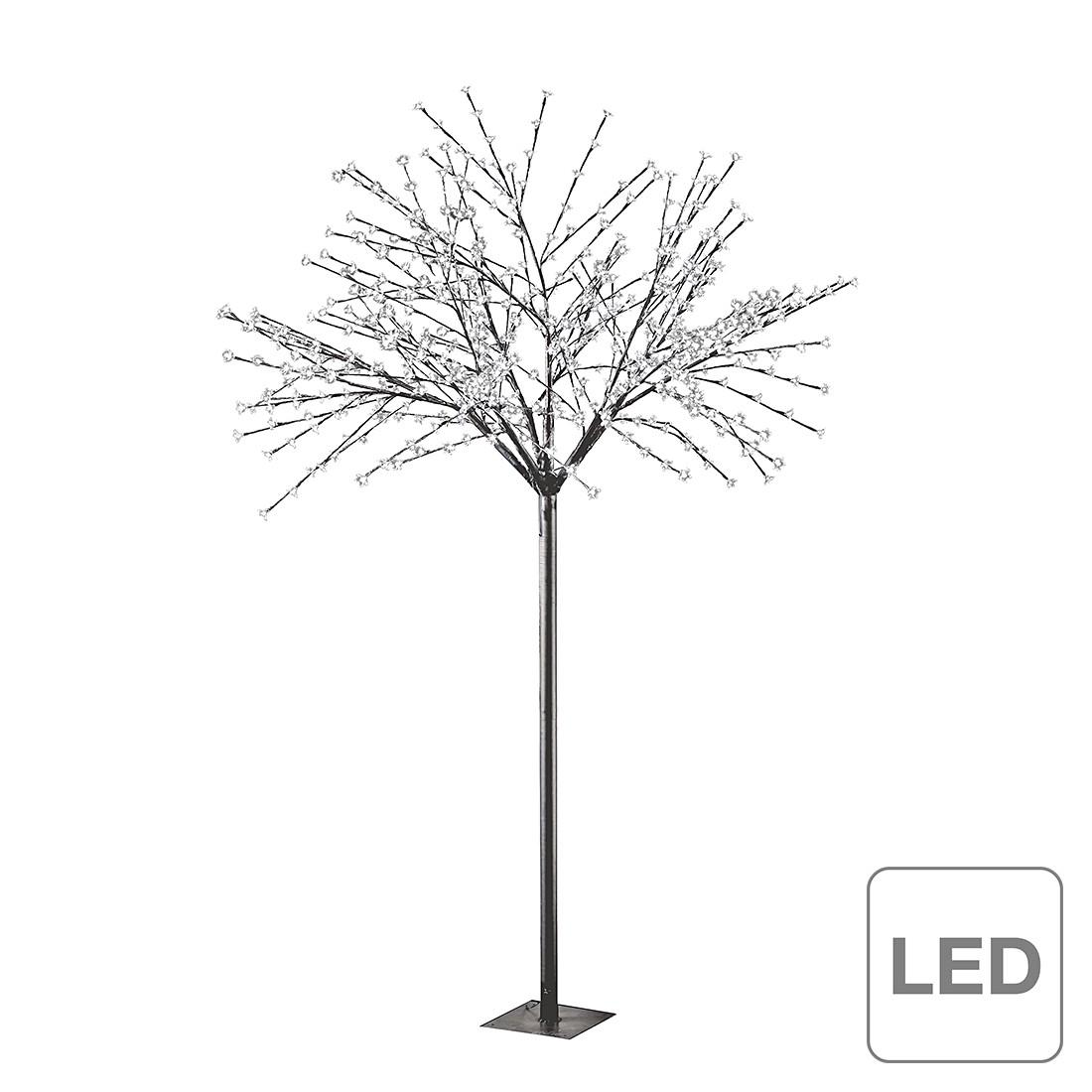 EEK A+, LED-Stehleuchte Led Tree - Metall - Schwarz, Leuchten Dir bei Home24 - Gartenmöbel
