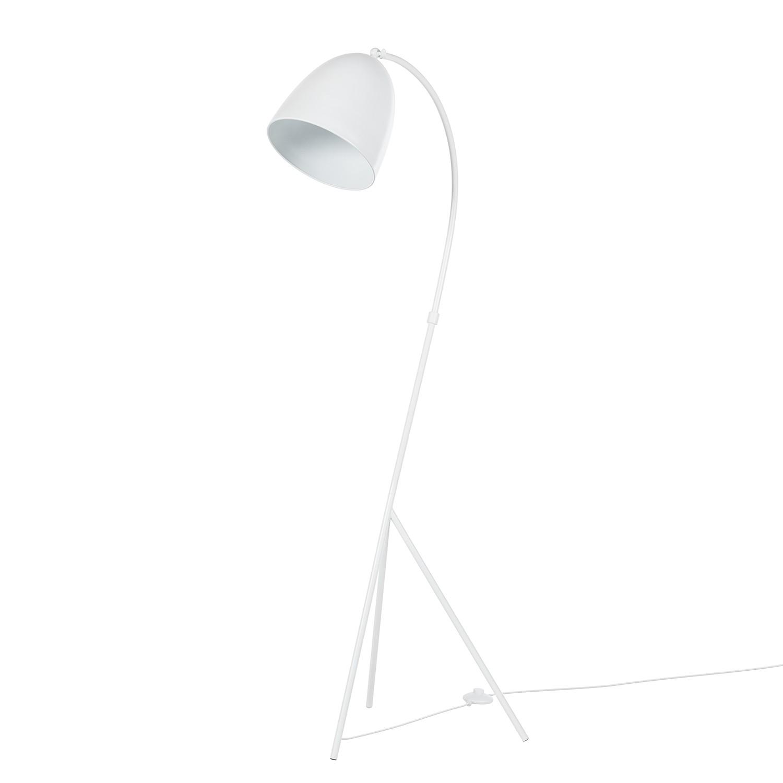 EEK A++, Lampadaire Lykke III - Métal - 1 ampoule, Loistaa