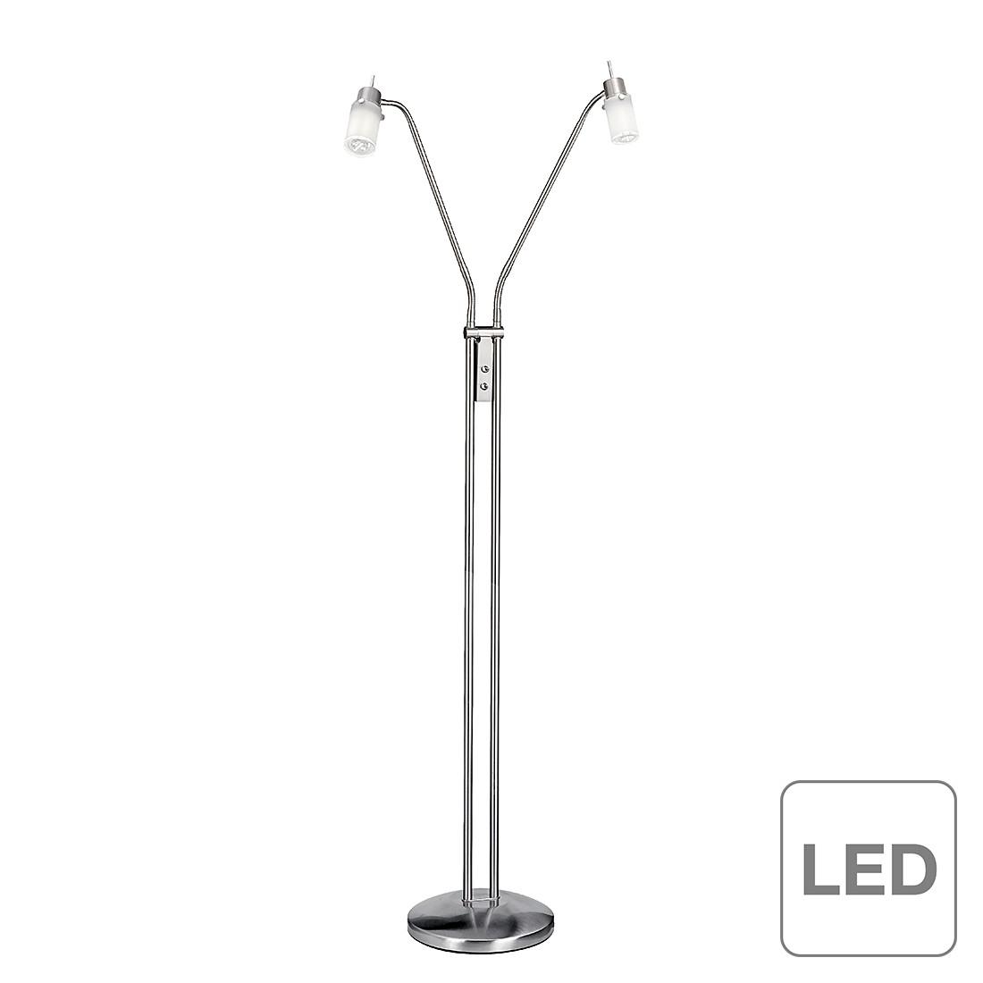 EEK A++, Lampadaire Max Led - 2 ampoules, Leuchten Direkt