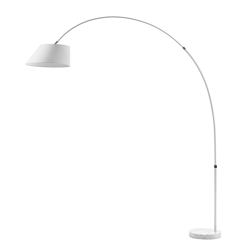 EEK A++, Lampadaire May I - Métal / Tissu - 1 ampoule, loftscape