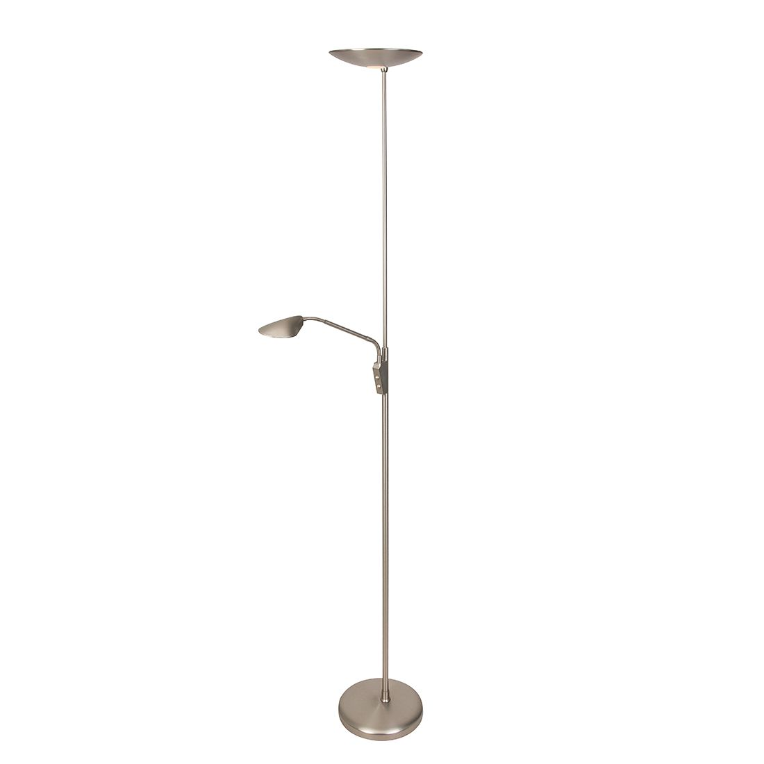 Home24 lampen staande lampen steinhauer for Lampen 2 flammig