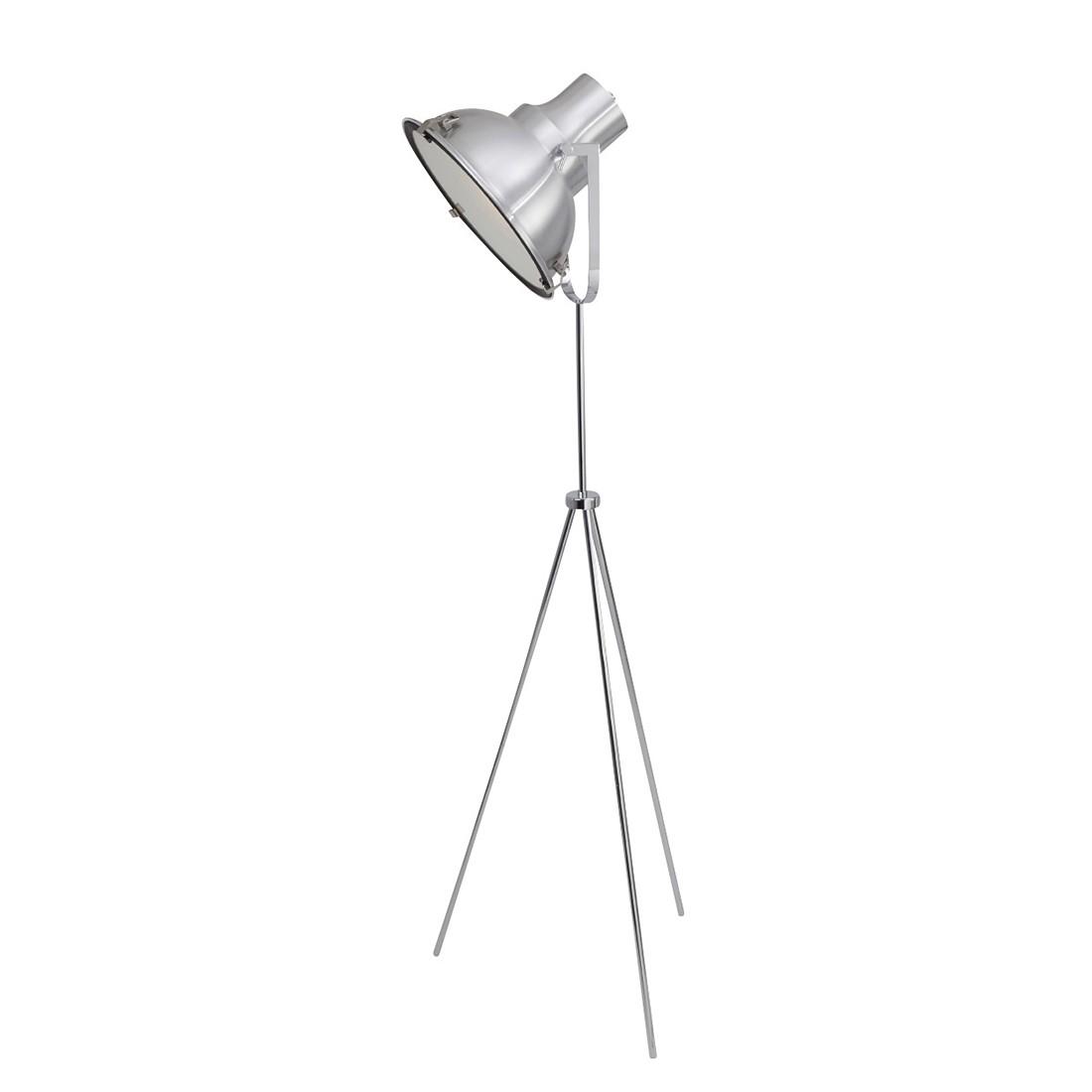 EEK A++, Lampadaire Parade - 1 ampoule Nickel mat, Steinhauer