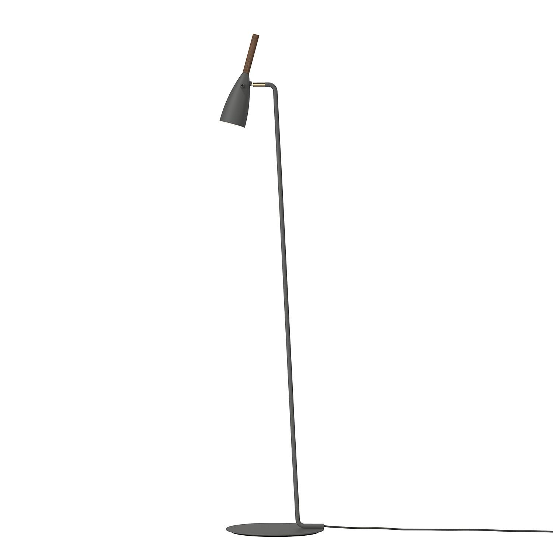 EEK A++, Lampadaire Pure - Métal Gris 1 ampoule, Nordlux