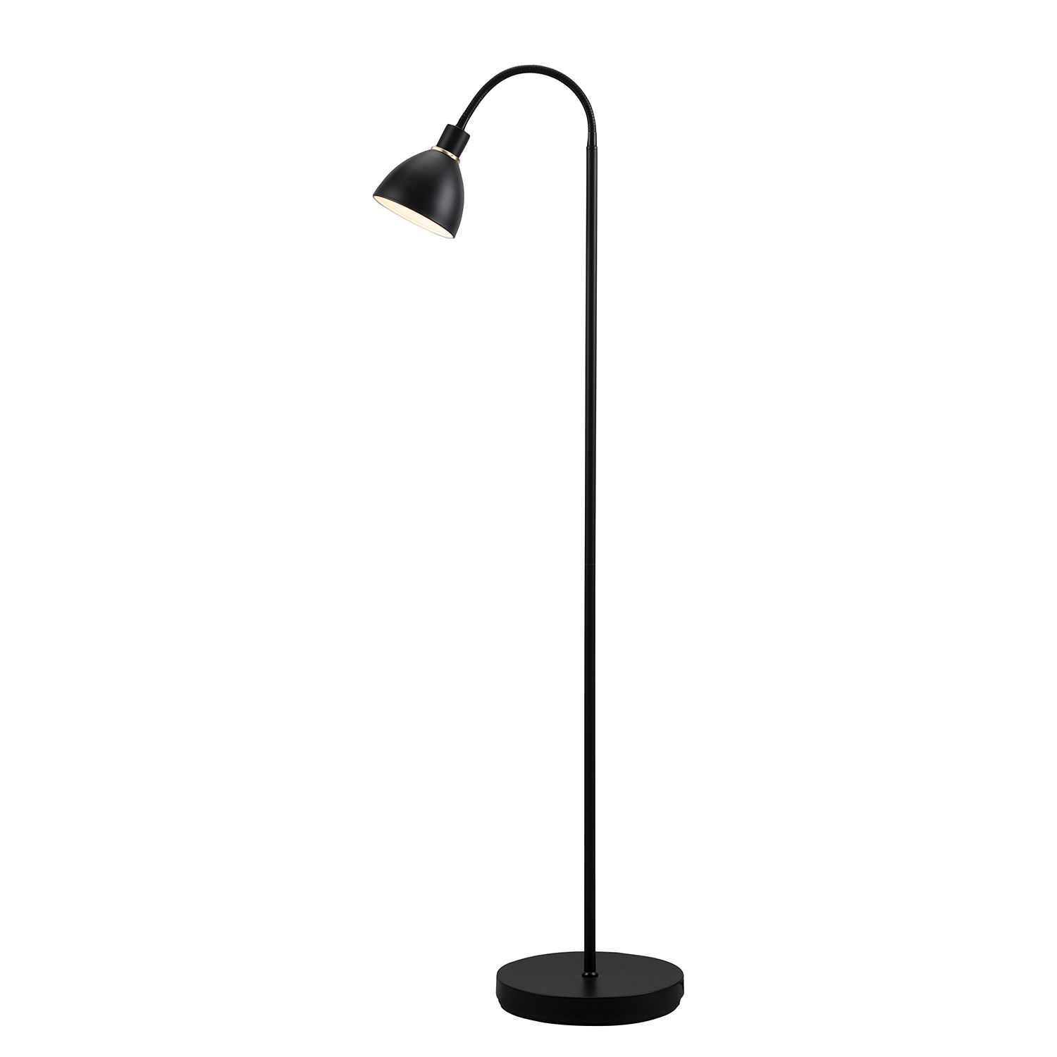 energie  A++, Staande lamp Ray III - staal - 1 lichtbron, Nordlux