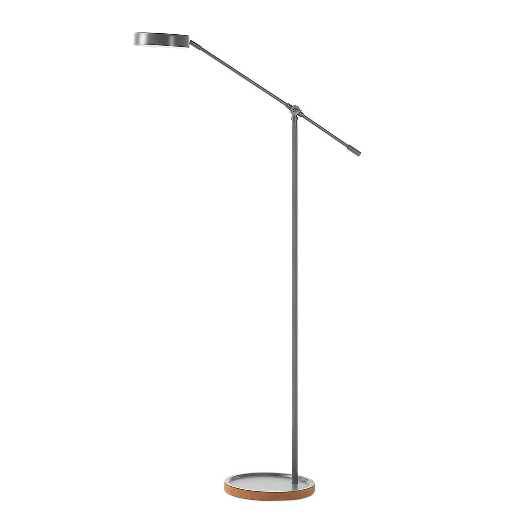 EEK A+, Lampadaire Rod II - Métal - 1 ampoule, loftscape