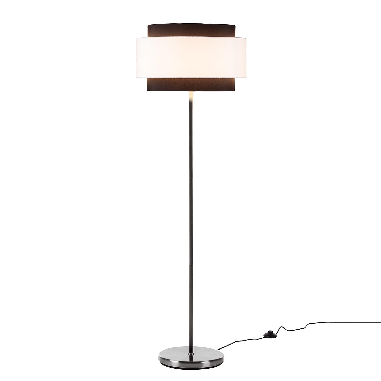 EEK A++, Lampadaire Wip - Coton / Métal - 1 ampoule, Loistaa