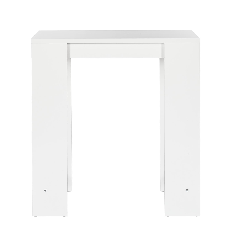 fredriks stehtisch jersey hochglanz wei bartisch bistrotisch tisch thresen 4038537043746 ebay. Black Bedroom Furniture Sets. Home Design Ideas