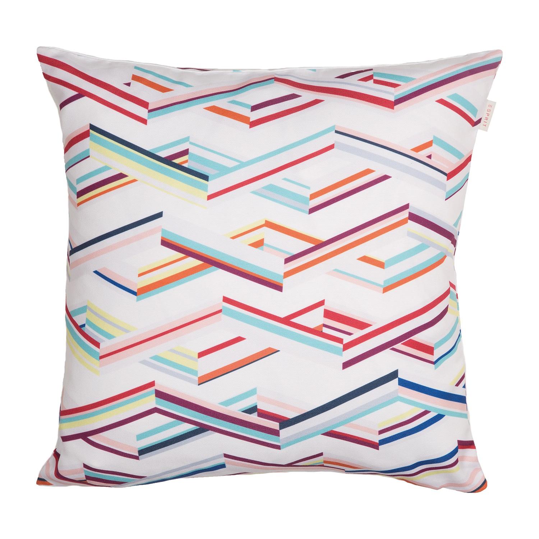 Kussensloop Coro - geweven stof - meerdere kleuren, Esprit Home