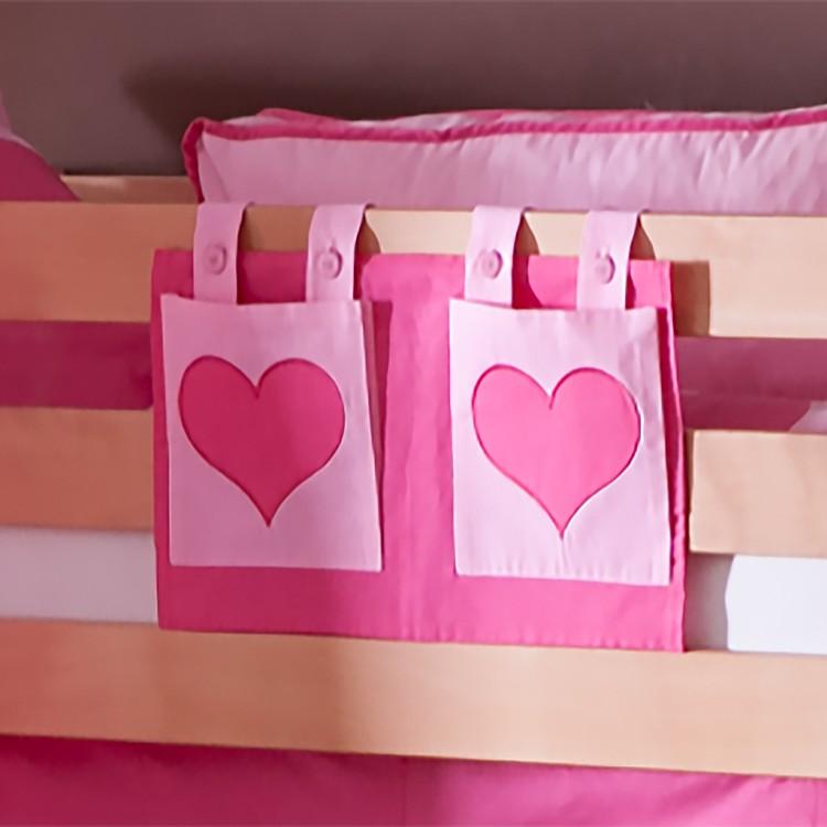 Stofftasche Relita Pink/Rosa - Baumwolle, Relita