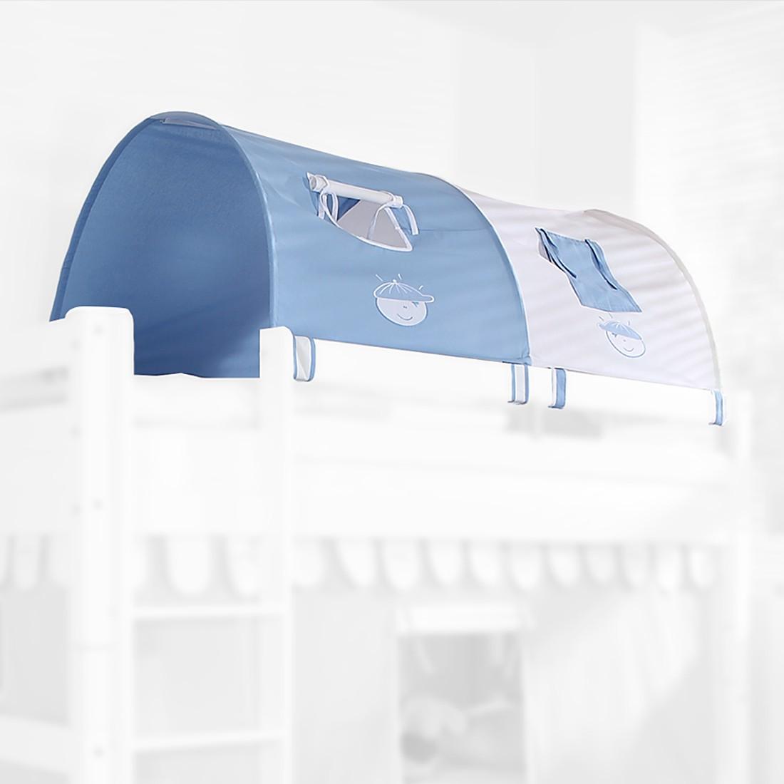 Stofftunnel blau/Boy Relita - 2-er - Baumwolle, Relita