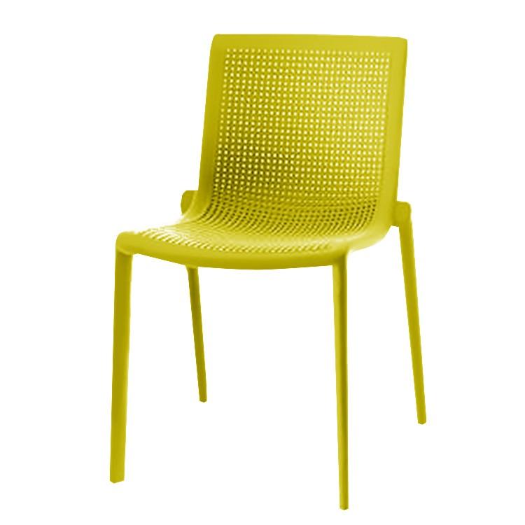 Stuhl Beekat (2er Set) - Olivgrün, Viggo