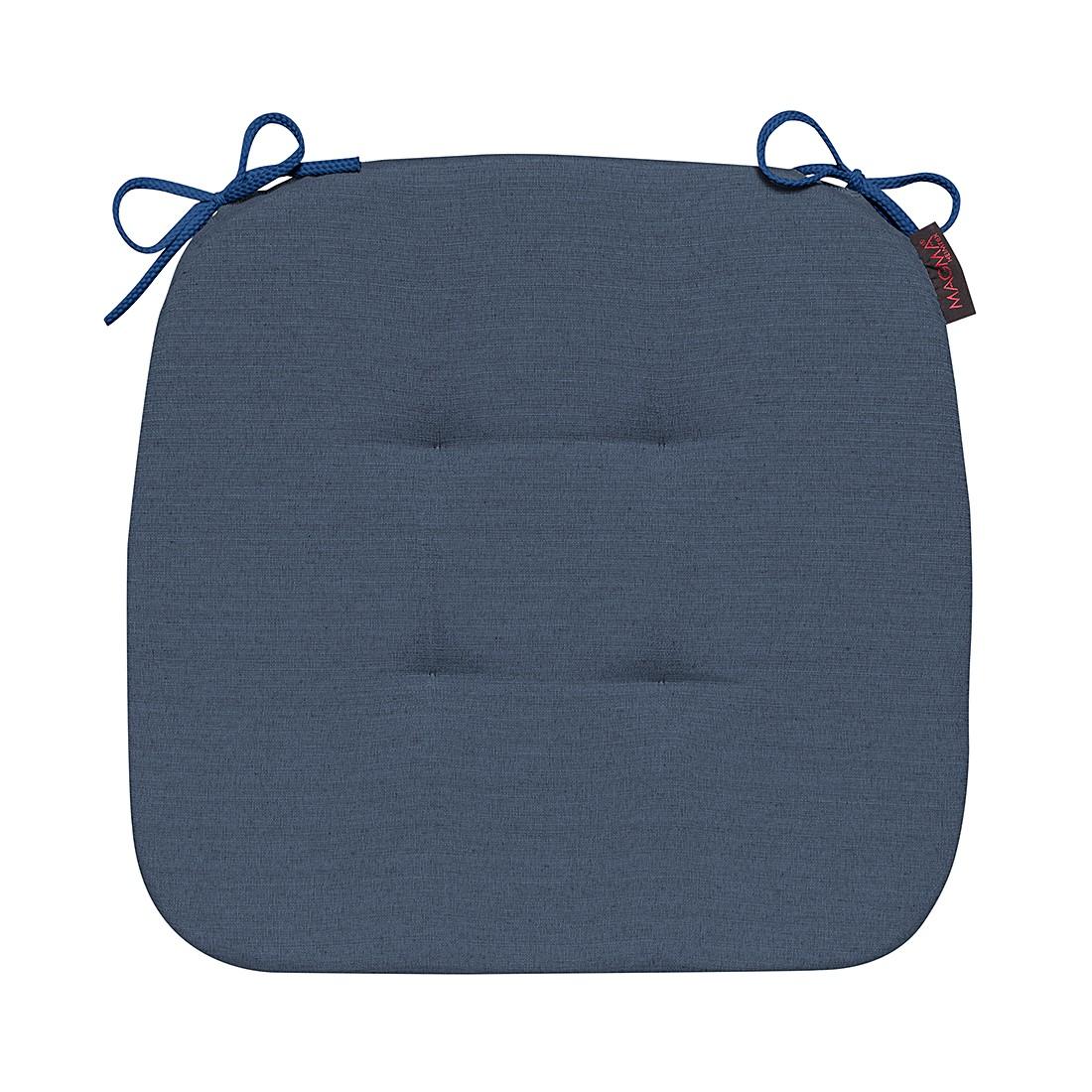 stuhlkissen blau. Black Bedroom Furniture Sets. Home Design Ideas