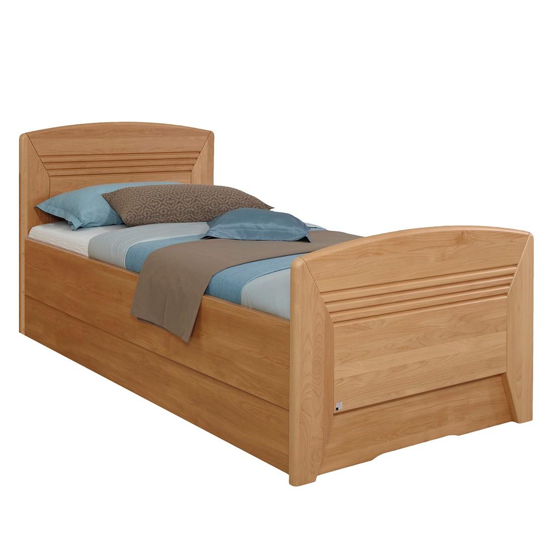 lit confort partiellement massif valerie i aulne 90 x 210cm pas de. Black Bedroom Furniture Sets. Home Design Ideas