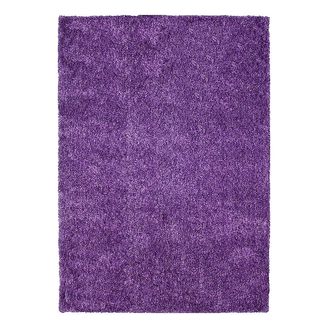 Teppich Augusta - 140 x 200 cm - Violett, Luxor living
