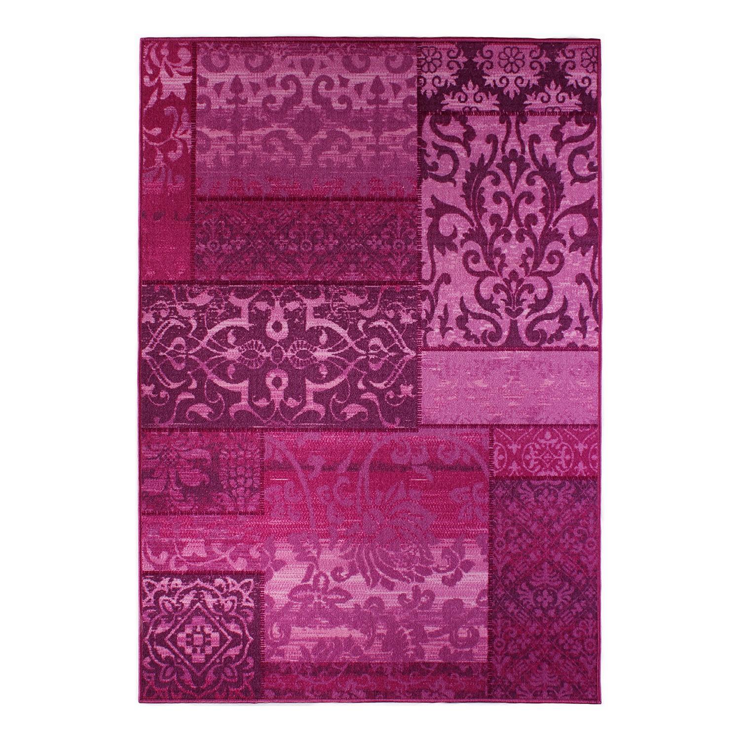 Vloerkleed Aventura - roze - 160x230cm, andiamo