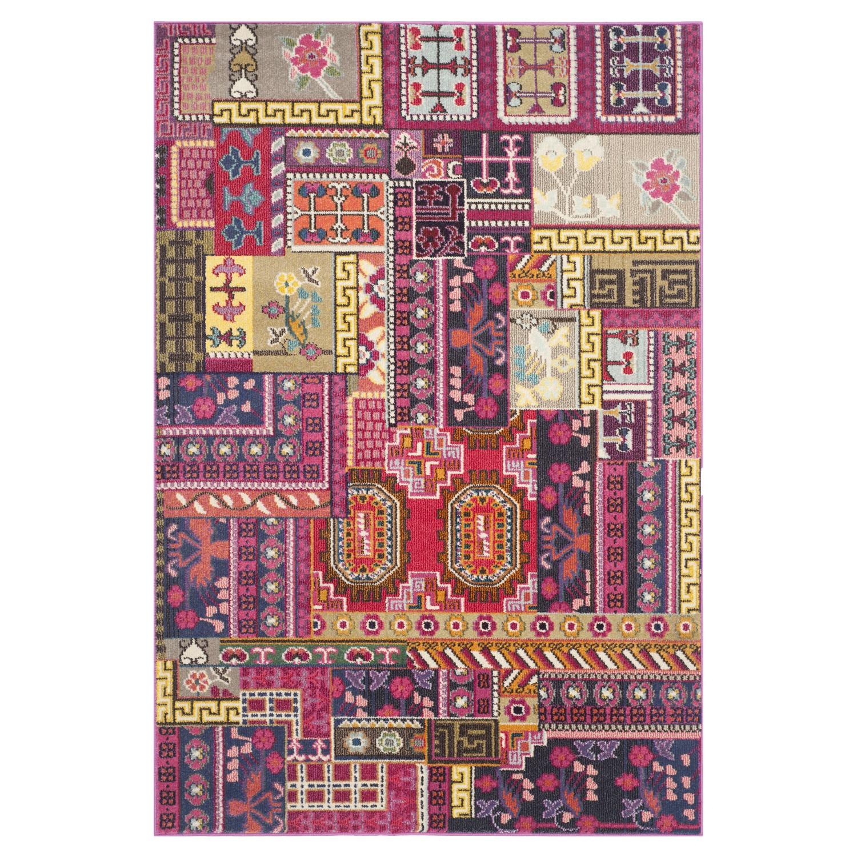 Home 24 - Tapis cato woven - fibres synthétiques - multicolore - 154 x 231 cm, safavieh