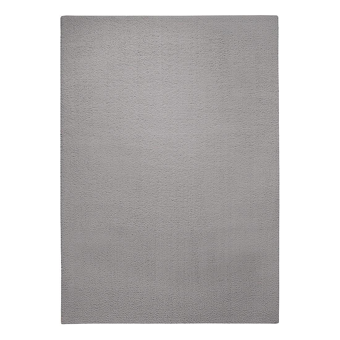 Home 24 - Tapis chill glamour - fibres synthétiques - gris argenté - 120 x 170 cm, esprit home