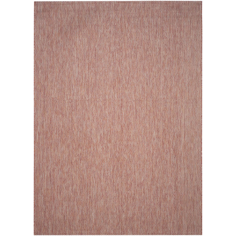 Tapijt Como - kunstvezel - Rood - 243x304cm, Safavieh