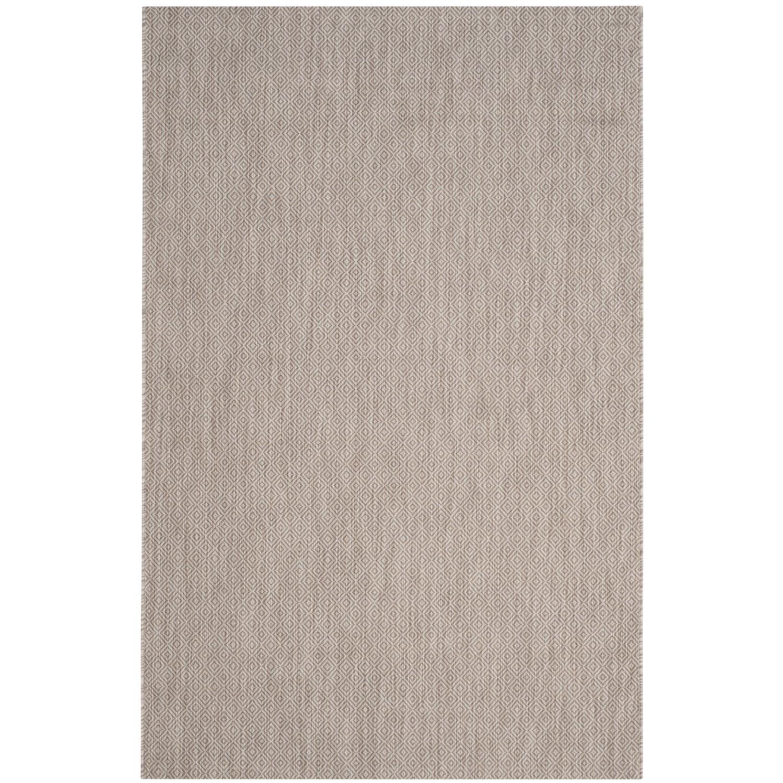Tapijt Delano - kunstvezel - Beige - 78x152cm, Safavieh
