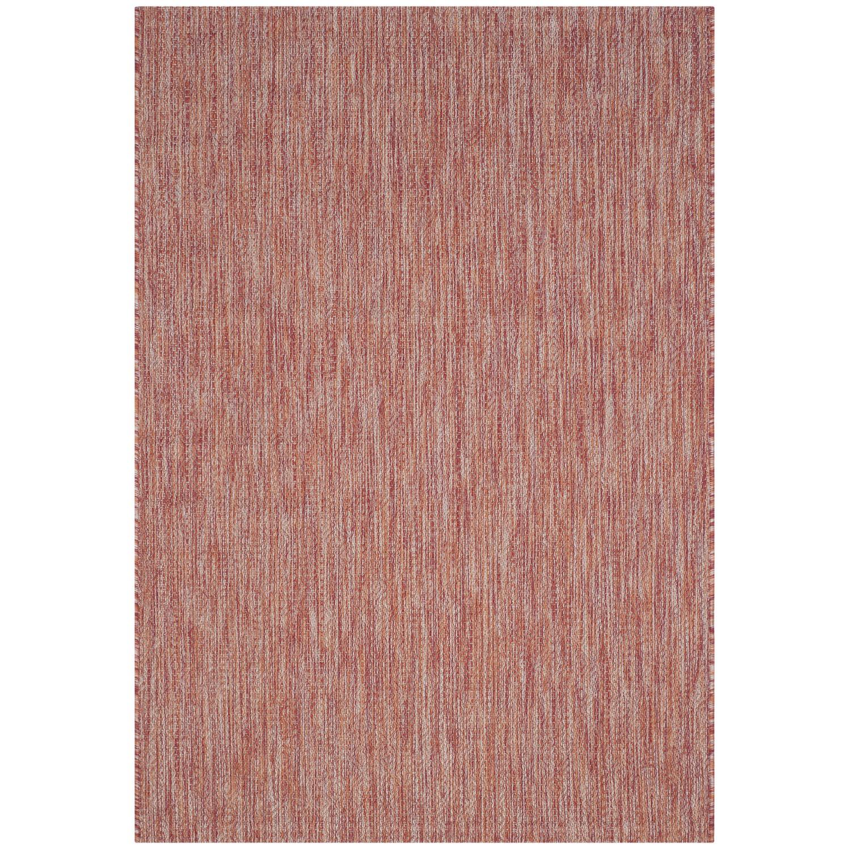 Tapijt Delano - kunstvezel - Rood - 121x170cm, Safavieh