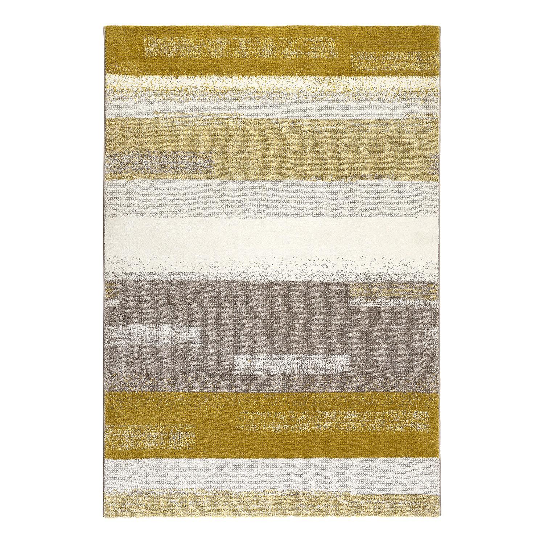 Teppich Dreaming - Kunstfaser - Beige / Gelb - 80 x 150 cm, Esprit