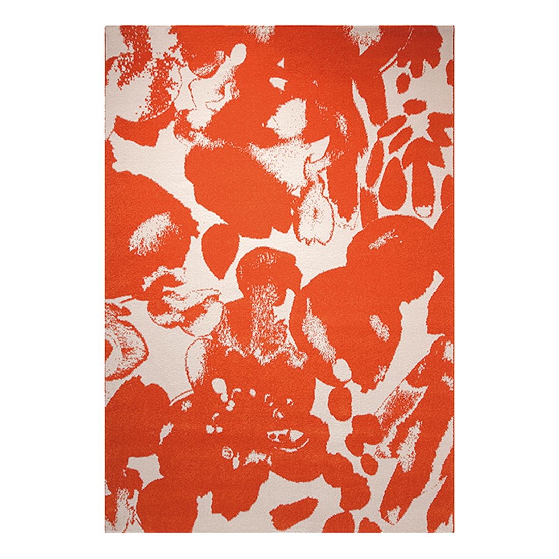 Teppich Energize - Orange - Maße: 80 x 150 cm, Esprit Home