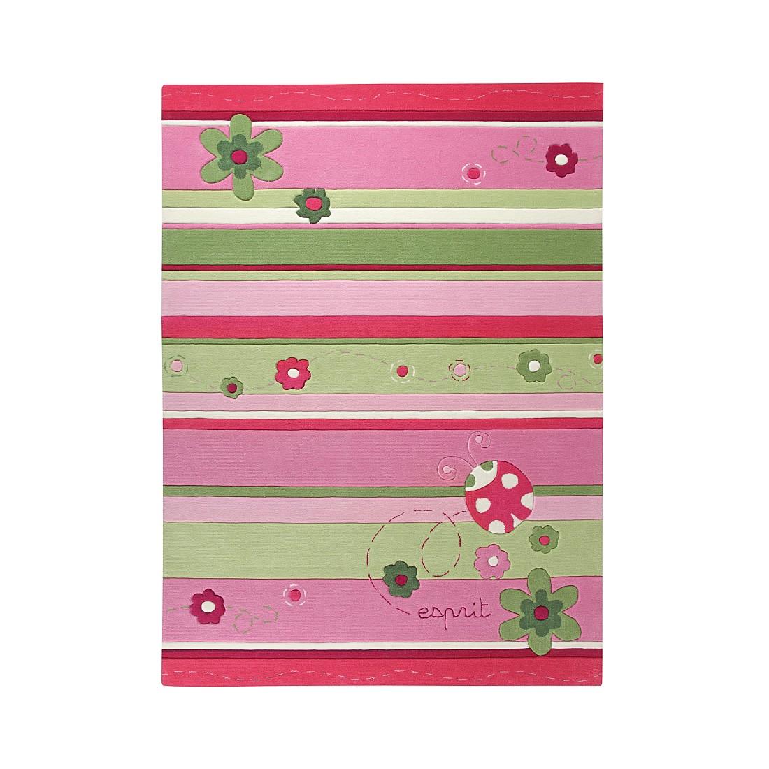 Tapijt ESPRIT Ladybird   roze   120x180cm_ Esprit Home
