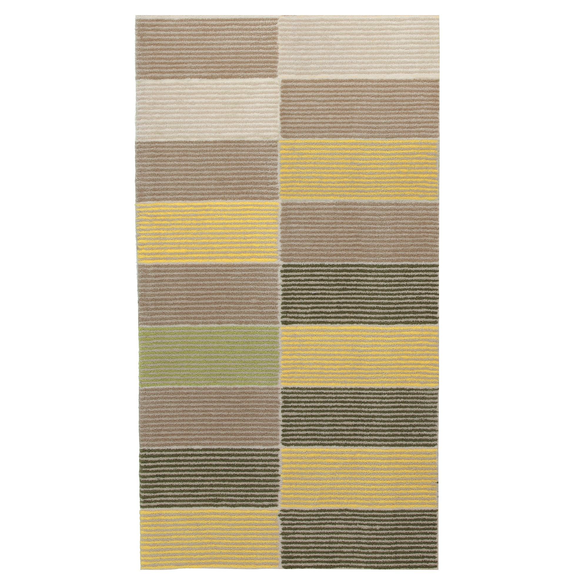 Teppich Fida - Gelb - 70 x 140 cm, Esprit Home