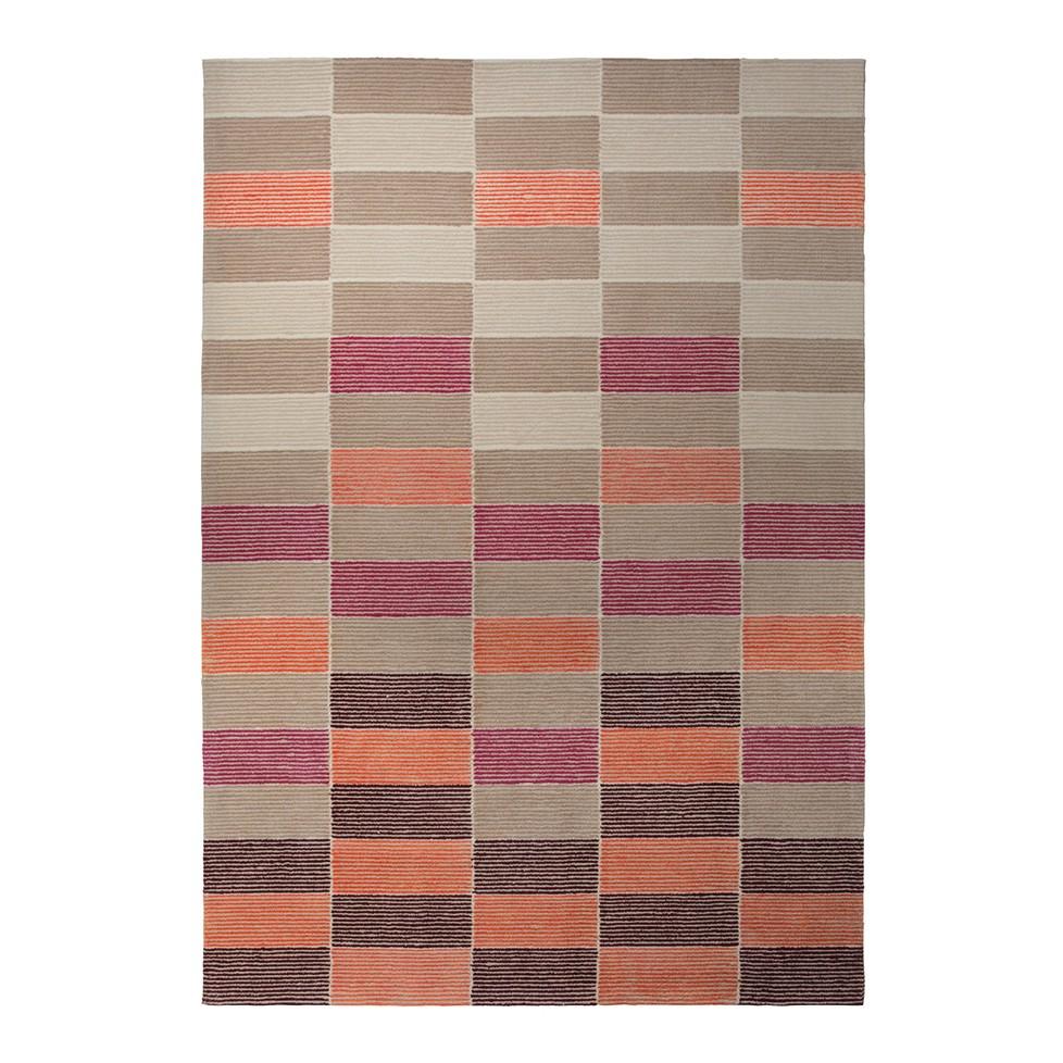 Tapijt Fida - Oranje - 200x300cm, Esprit Home
