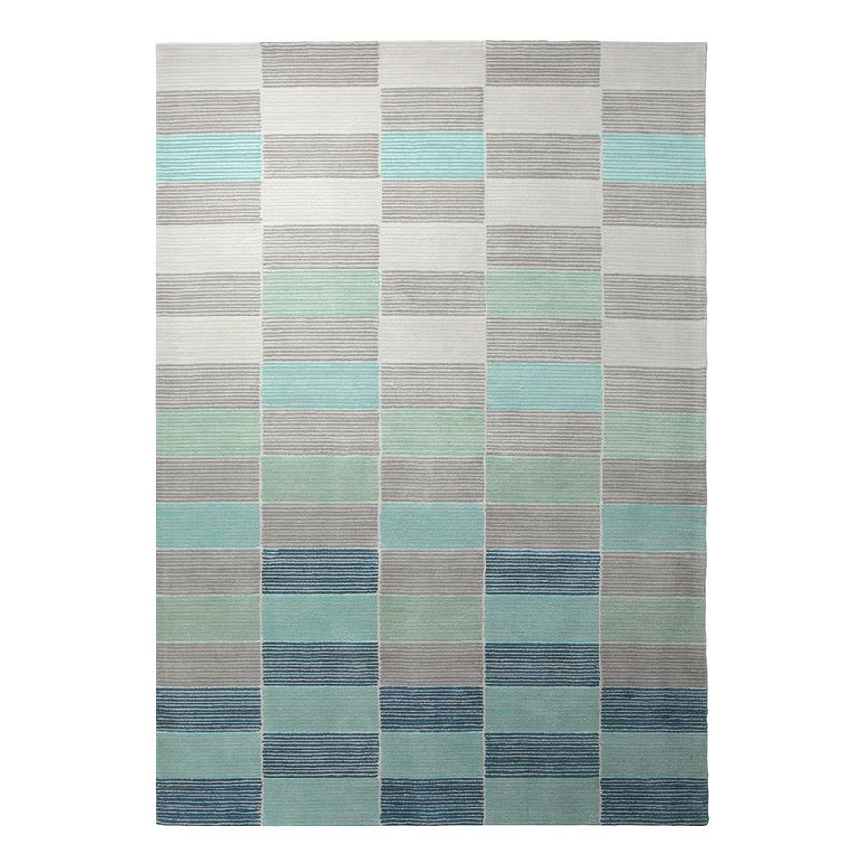 Tapijt Fida - Turquoise - 120x180cm, Esprit Home