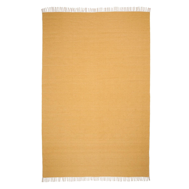 Teppich Fil I - Wolle - Gelb - 200 x 300 cm, Eva Padberg Collection